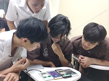 """""""Kahoot and Quizlet : Active Learning using mobile phone"""""""