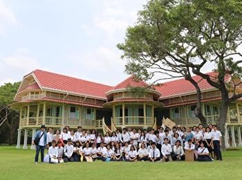 โครงการทัศนศึกษาและปฏิบัติสีน้ำนอกสถานที่ ณ จังหวัดเพชรบุรี (วันที่ 3)