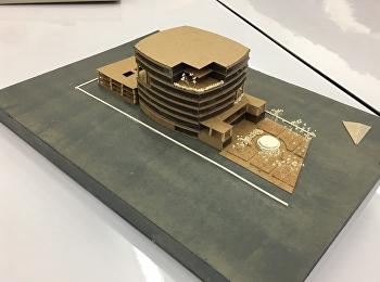 ผลงานการออกแบบนักศึกษาชั้นปีที่ 3 สาขาวิชาสถาปัตยกรรม
